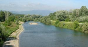 Parco fluviale fiume Serchio